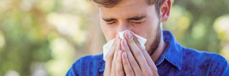 rennende nese ikke forkjølet