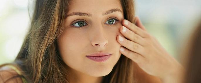 Les om gode råd for ansiktspleie for normal hud/kombinasjonshud.