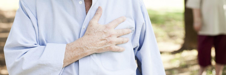 indikasjoner på hjerteinfarkt