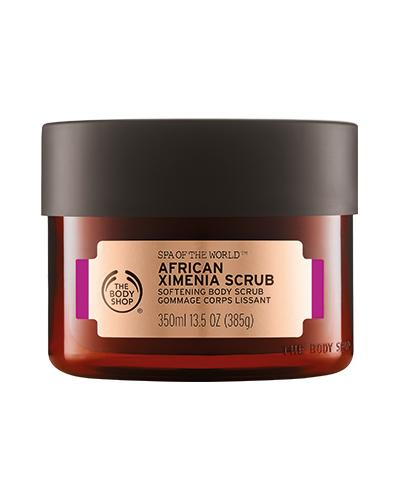 The Body Shop Spa African ximenia kroppsskrubb 350ml