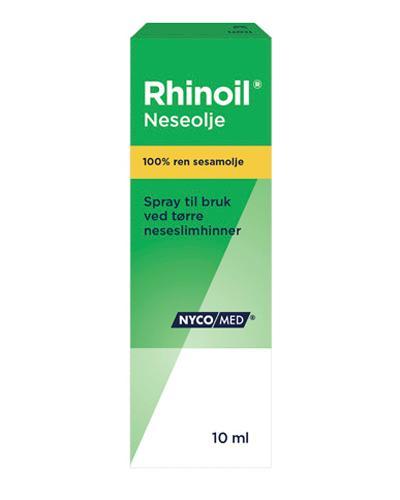 Rhinoil neseolje spray 10ml