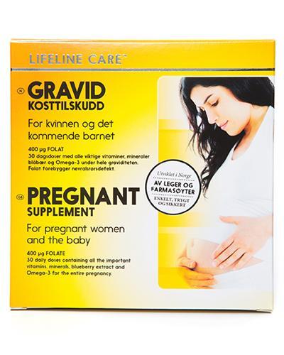 multivitamin gravid apotek