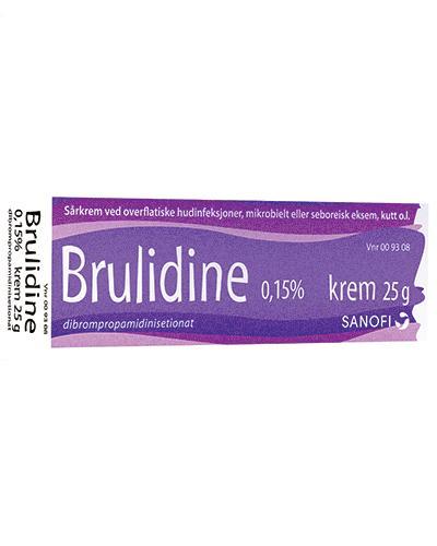 Brulidine Krem