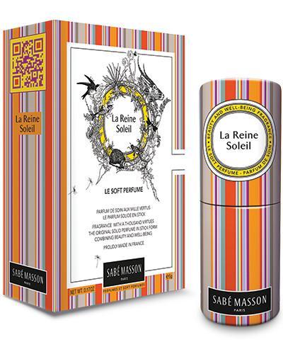Sabé Masson parfymestift La Reine Soleil 5g