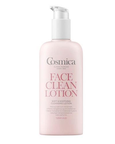Cosmica Face soft & soothing rensemelk tørr hud 200ml