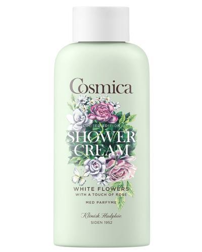 Cosmica Limited Edtition white flowers dusjkrem 200ml