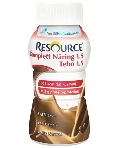 Resource Komplett Næring 1.5 kaffe 4x200ml