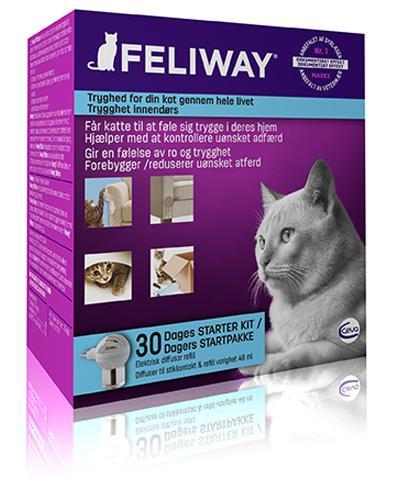 Feliway diffuser til katt 1sett