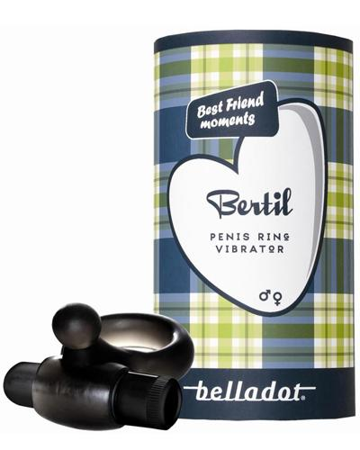 Belladot Bertil vibrerende penisring 1stk