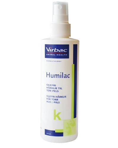 Humilac hårkur til hund og katt 250stk