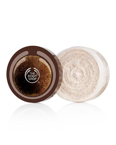 The Body Shop Coconut kroppsskrubb 200ml
