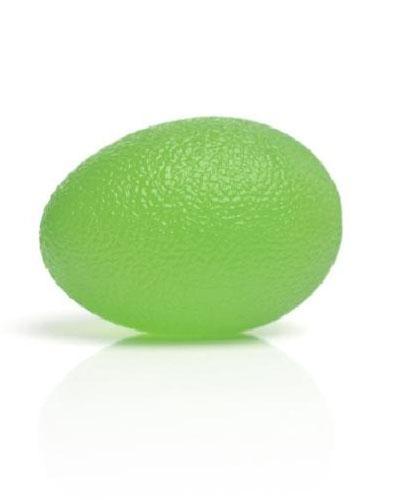Eggball grønn myk 1stk