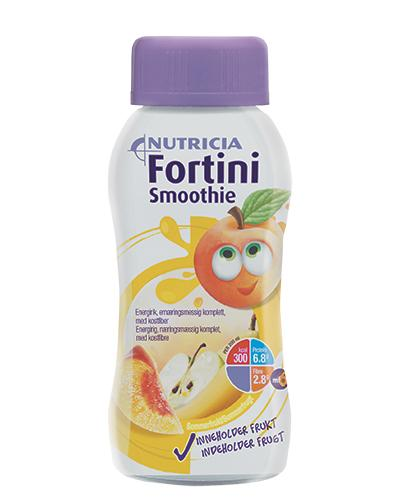 Fortini Smoothie næringsdrikk sommerfrukt 200ml