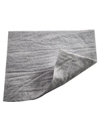 Durafiber Ag fiberbandasje med sølv 10cmx10cm 10stk