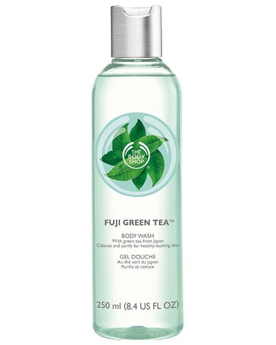 The Body Shop Fuji Green Tea dusjgel 250ml