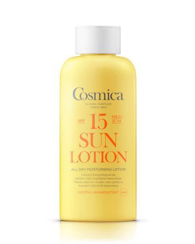 Cosmica moisturising sollotion SPF15 200ml