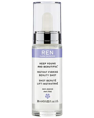 REN Keep Young instant firming beauty shot serum 30ml
