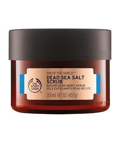 The Body Shop Spa Dead Sea salt kroppsskrubb 350ml