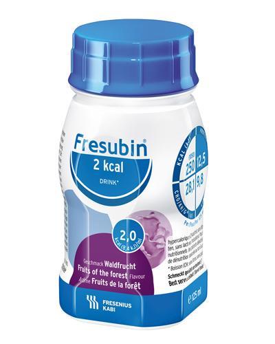 Fresubin 2 kcal Mini næringsdrikk skogsbær 4x125ml