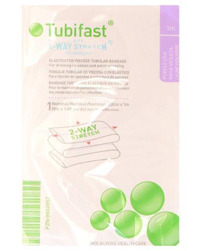 Tubifast/comfifast 20,0cmx1m lilla 1stk