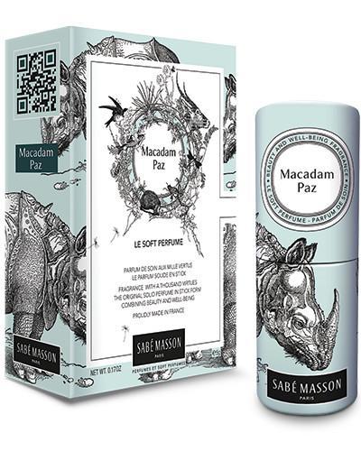 Sabé Masson parfymestift Macadam Paz 5g