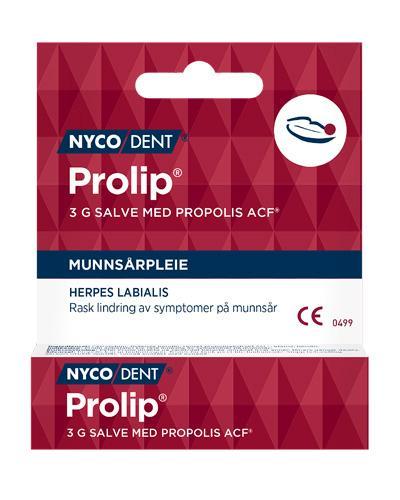 Prolip salve med propolis ACF 3g