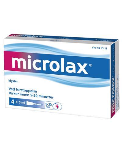 pris på microlax