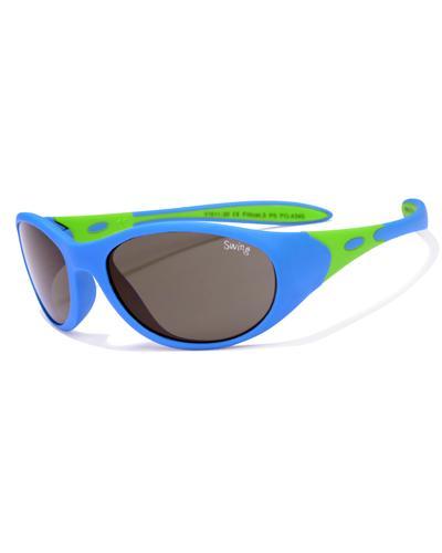 a69536293545 Swing solbrille til barn blå grønn 1stk - Apotek 1