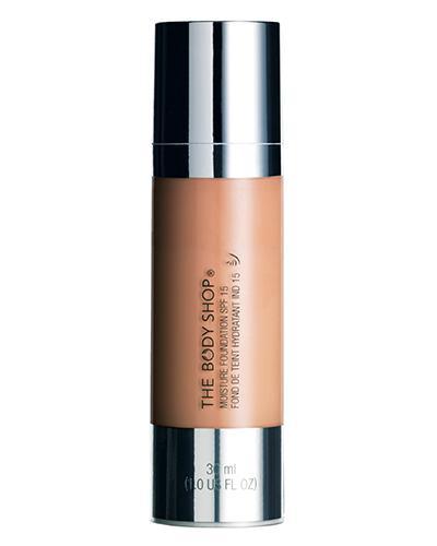 The Body Shop moisture foundation 04 SPF15 30ml