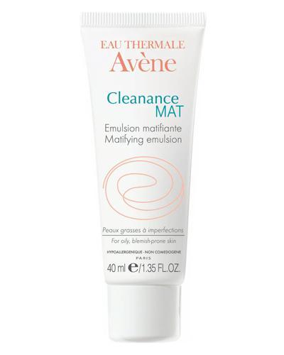 Avène Cleanance Mat emulsion ansiktskrem fet hud 40ml