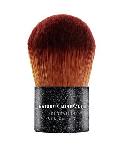 The Body Shop mineralfoundation sminkekost 1stk