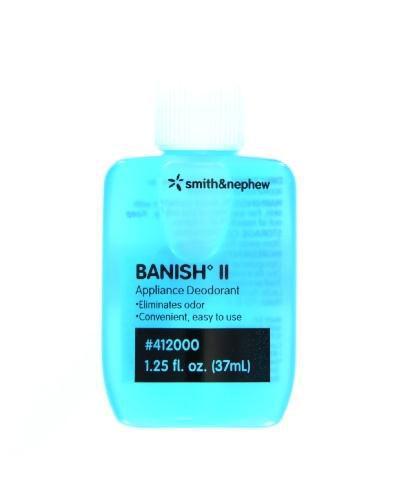 Banish II luktfjerner deodorant blå 37ml