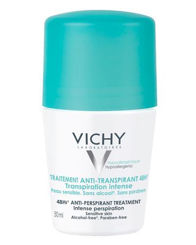 Vichy antiperspirant deodorant 48h 50ml
