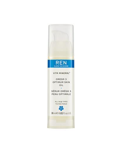 REN Vita Mineral omega 3 optimum skin oljeserum 30ml