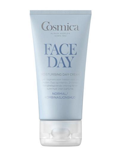 Cosmica Face moisturising dagkrem normal/kombinert 50ml