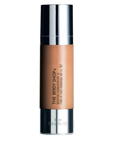 The Body Shop moisture foundation 06 SPF15 30ml
