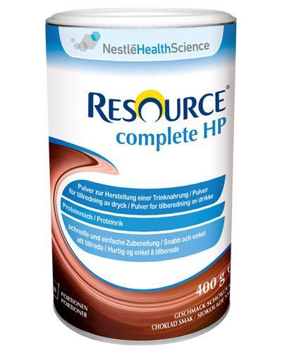 Resource Complete HP sjokolade 400g