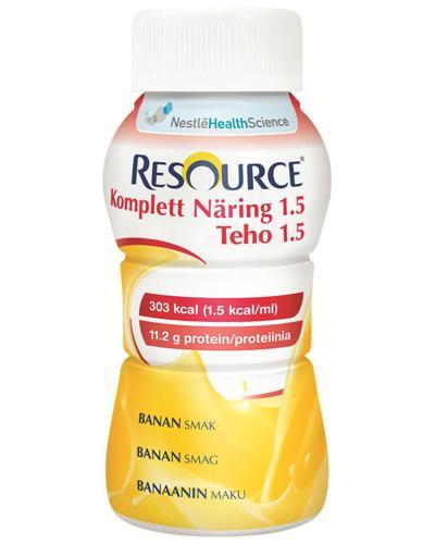 Resource Komplett Næring 1.5 banan 4x200ml