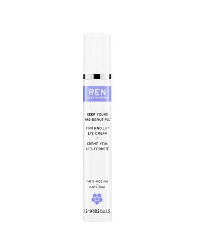 REN Keep Young and Beautiful firm & lift øyekrem 15ml