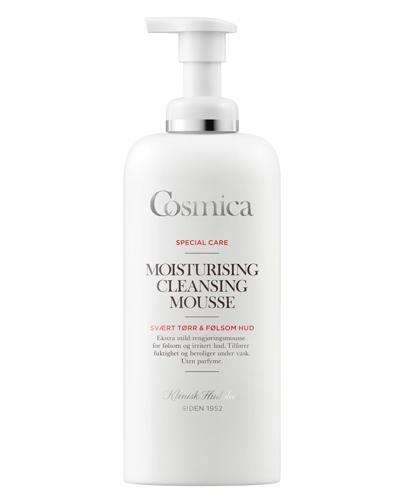Cosmica Special Care moisture rensemousse 300ml