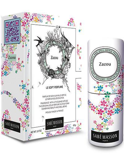 Sabé Masson parfymestift Zazou 5g