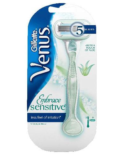 Gillette Venus Embrace Sensitive høvel 1stk
