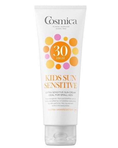 Cosmica Kids sensitive solkrem SPF30 125ml