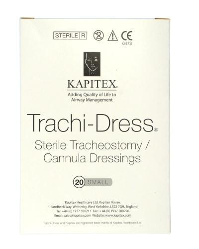 Trachi-Dress splitkompress 6x8,2cm 20stk