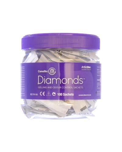 Trio Diamonds active one posedeodorant 100stk