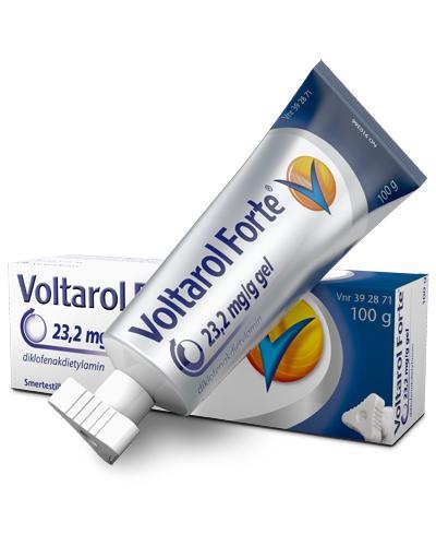 Voltarol Forte 23,2mg/g gel 100g