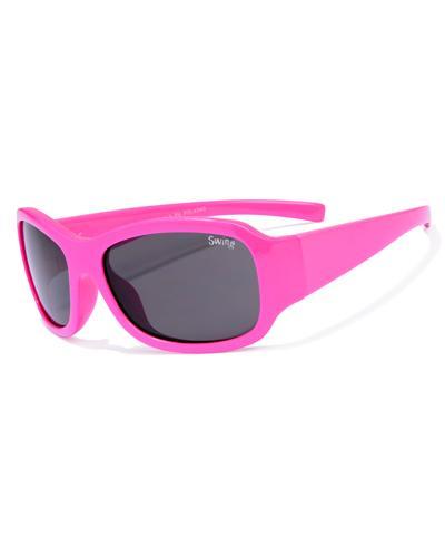 Swing solbrille til barn rosa 1stk