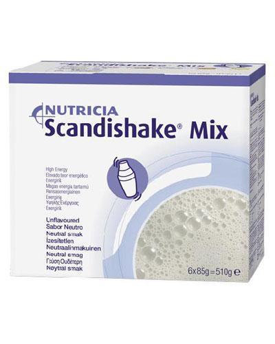 Scandishake Mix pulver nøytral 6x85g