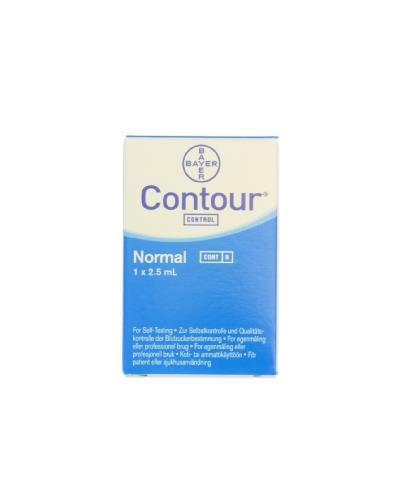 CONTOUR® Kontrolløsning 2.5ml