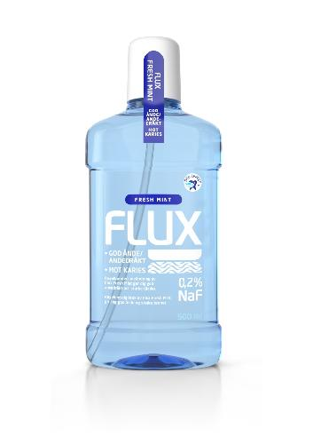 Flux fluorskyll 0,2% NaF fresh mint 500ml